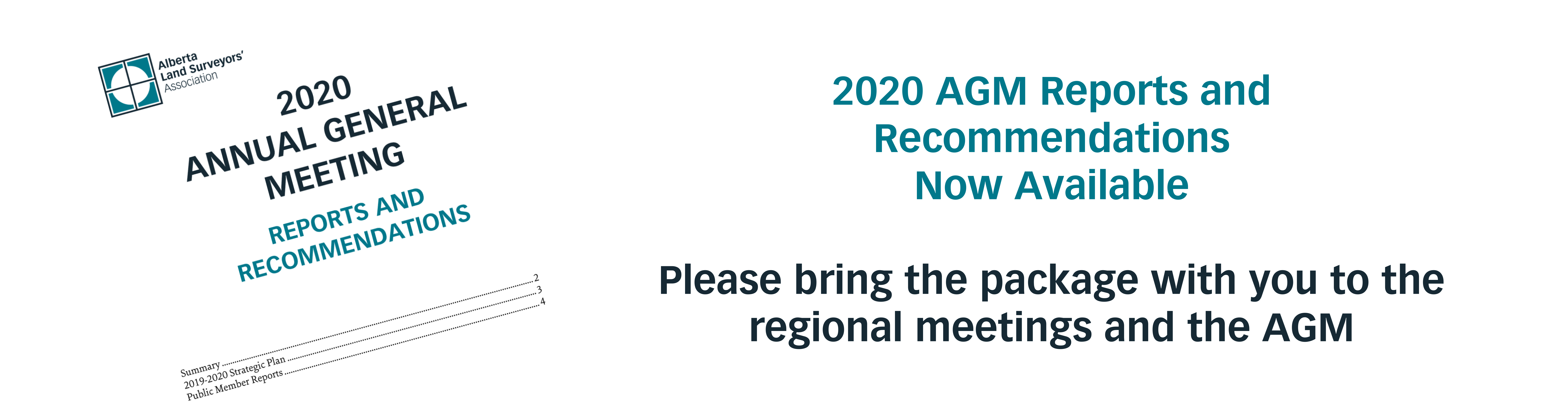 2020 Reports and Recommendations